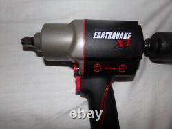 Earthquake Tools 1/2'' Air Pneumatic Impact Wrench & 3/8 Air Impact Wrench Set