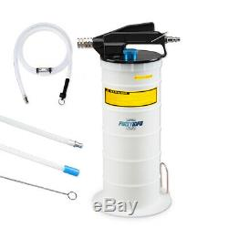 FIT TOOLS 5.5L Air / Pneumatic Engine & Brake Oil & Fluid Extractor / Bleeder