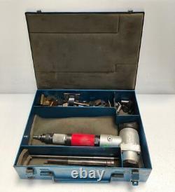 Fuji Fbm-42e Portable Pneumatic Air Pipe Beveling Tool/ Machine 28-84 MM Size