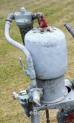 GRACO Bulldog Airless Paint Sprayer Pump Air Motor & Regulator Pneumatic Tool