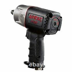 Half Inch Impact Wrench Gun Heavy Duty 1/2 In High Torque Pneumatic Air Lug Nut