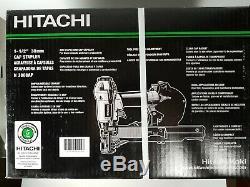 Hitachi 1-1/2 38mm 18-gauge Cap Stapler 7/16 Crown Pneumatic Air Tool N3808AP