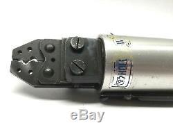 Hollingsworth Pneumatic Air Crimper Crimping Tool 353 Leaks Air