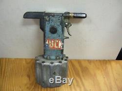 Huck 352 Lock Bolt Pneumatic Riveter Aircraft Tool Air Rivet Gun 99-2642 head