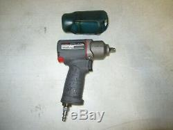 Ingersoll Rand IR 3/8 Titanium Air Pneumatic Impact Wrench Tool 2115TIMAX