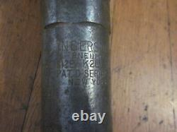 Ingersoll Rand K2L Pneumatic Rivet Buster Chipping Hammer American USA IR-K2L