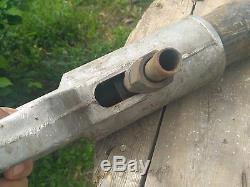 Jack Hammer Air Tool USSR Large Vintage Industrial