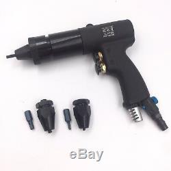 M4/M5/M6 Pneumatic Riveters Pneumatic Pull Setter Air Rivets Nut Gun Tool Rivet