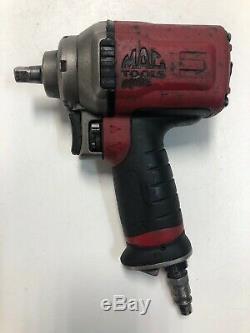 MAC Tools AWP038 Titanium 3/8 Drive Pneumatic Mini Impact Wrench Air Tool