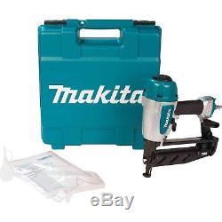 MAKITA AF601 NEW 16 Gauge 2-1/2 Pneumatic Air Straight Finish Nailer Nail Gun