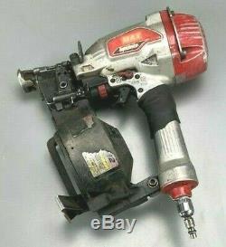 MAX SuperRoofer Pneumatic Coil Nailer Air Tool