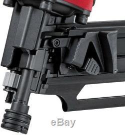 MILWAUKEE Framing Air Nailer Nail Gun Driver 7200-20 3-1/2 in. Full Round Head
