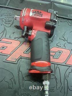 Mac Tools 1/2 Drive 10,000 RPM Mini Air Pneumatic Impact Wrench AWP050M