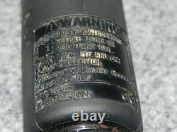 Mac Tools Model AR1776 3/8 Drive Air Ratchet Tool Pneumatic Black