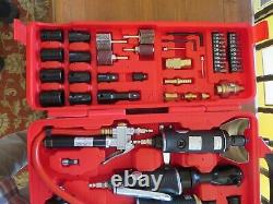 Mastergrip 77 Pc Pneumatic Air Tool Set Brand New In Box Has Never Been Used
