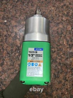 Matco MT2769 1/2 Drive Pneumatic Heavy Duty Air Impact Wrench Tool Green P22
