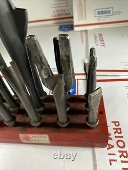 Matco Tools 18pc Pneumatic Air Hammer Chisel Set w Display MC318D