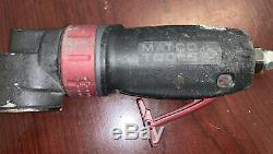 Matco Tools MT2219 Gear Driven Pneumatic Air Saw AUTO BODY MECHANICS TOOL