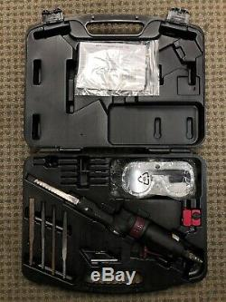 Matco Tools MT2219 Gear Driven Reciprocating Pneumatic Air Saw Kit