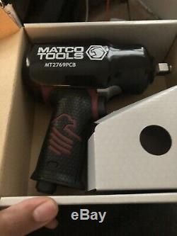Matco Tools MT2769 1/2 Drive Pneumatic Composite Air Impact Wrench