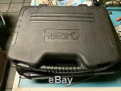 Matco Tools Mt2219 Gear driven Pneumatic air saw Kit New