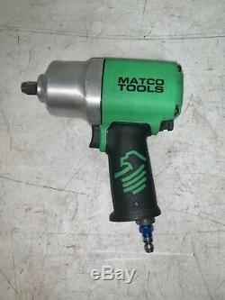 Matco Tools Mt2769 Air Impact Wrench 1/2 Drive Pneumatic