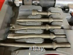 Matco Tools Silver Eagle Pneumatic Air Hammer Long Barrel SE916