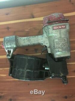 Max CN-70 Pneumatic Coil Nailer Air Coil Nail Gun Tool