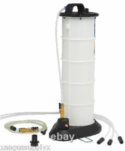MityVac Air Operated Pneumatic Fluid Oil Evacuator Vacuum 8.8L Capacity MV7300