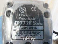 NEW Chicago Pneumatic CP-772H AIR WRENCH IMPACT 3/4 CP772H NIB