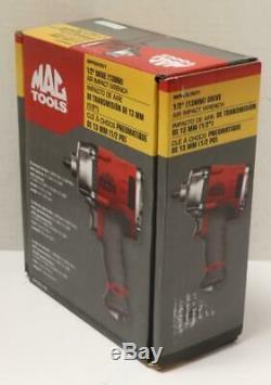 NEW Mac Tools MPF980501 1/2 Drive Air Pneumatic Impact Wrench