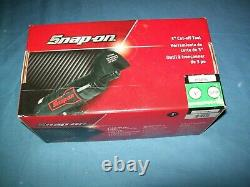 NEW Snap-on 3 Air Powered Pneumatic Cut-Off Tool PTC250G Unused