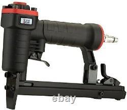 PNEUMATIC STAPLER 20 Gauge Upholstery Framer Air Fine Tool Arrow T50 Staple Gun
