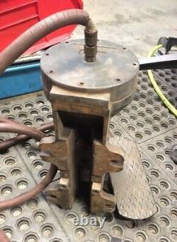 Palmgren 300 Air Speed Vise Machinist Tool Pneumatic Foot Pedal Valve Drill Mill