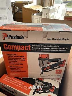 Paslode F325R Pneumatic 3-1/4 Compact Framing Strip Nailer 513000