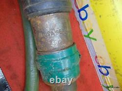 Pneumatic Air Chipping Hammer Kent Tools Chipper Demo Breaker Tool Redline