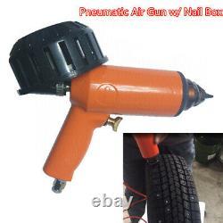 Pneumatic Air Gun Car Snow Wheel Tire Screw Stud Installation Tool with Nail Box
