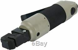 Pneumatic Air Panel Punch Flange Tool Sheet Metal 3/16 Hole Puncher Flange Tool