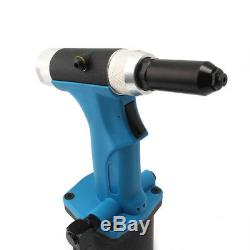 Pneumatic Air Riveter 1/8'' Pop Rivet Gun 3/32'' 5/32 3/16 Nose Air Tool S50