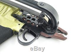 Pneumatic Air Tools C-Ring Nailer Hog Ring Plier SC760 Air Nail Gun C Nailer