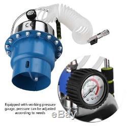 Pneumatic Brake Bleeding Air Pressure Bleeder Tool Set Garage Workshop Mechanics