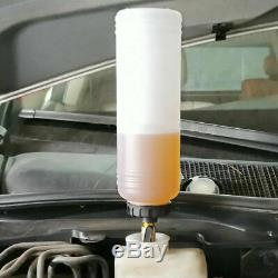 Pneumatic Brake Fluid Bleeder Kit Car Air Extractor Clutch Oil Bleeding Tool USA