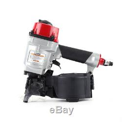 Pneumatic Coil Nailer Air Coil Nail Gun Tool for Wooden Furniture plywood