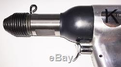 Pneumatic Rivet Gun Rivet Hammer 2x with Feathering Trigger, 401 shank NEW
