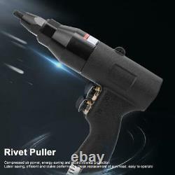 Pneumatic Rivet Nut Gun Rivnut Setting Gun Riveter Air Riveting Tool 6.2kg/cm²