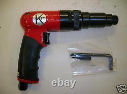 Pneumatic Screwdriver with Adjustable Clutch Torque Range 10-90 inch lb New
