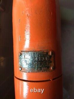 Pneumatic Tamper backfill Hatco model4131