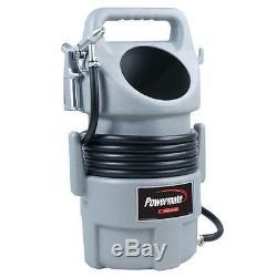 Powermate Air Compressor Pneumatic Sandblaster Sand Blaster Nozzle Hose Gun Kit