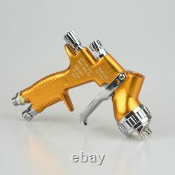 Professional DEVILBISS Pneumatic Car Golden Paint Spray Gun GTI PRO LITE T110