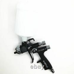 Professional LVLP Spray Gun 1.3MM Nozzler Paint Spray Guns Airbrush For Painting